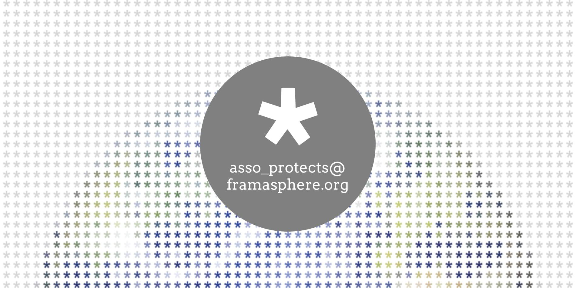 Nous sommes sur le réseau social Libre Framasphère